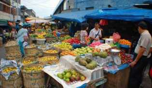 Pelayanan Pasar Jadi Bidang di Dinas Perdagangan Dumai