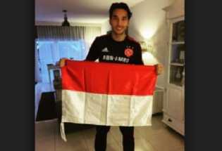 Pesepak Bola Muda Belanda Ini Impikan Gabung Timnas Indonesia