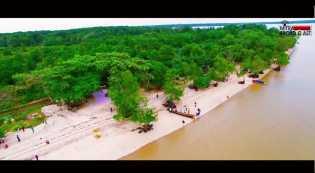 Video Keindahan Pantai Solop di Inhil