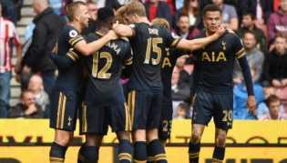Tottenham Hotspur Berikan Empat Gol di Kandang Lawan