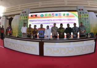 HM Wardan Instruksikan SKPD Segera Implementasikan Cegah Korupsi Terintegrasi