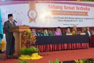 Tiga Lulusan Akbid Husada Gemilang Diangkat Sebagai Bidan PTT
