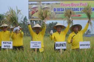 Wardan Optimis Inhil Kembali Menjadi Lumbung Padi Riau