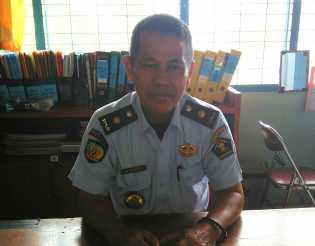 Lapas Tembilahan Konsentrasi Benahi Kualitas Mental Petugas