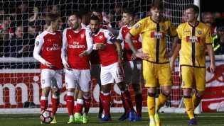 Singkirkan Sutton United, Arsenal Maju ke Perempatfinal