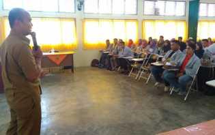 Diskominfo Inhu Gelar Pembekalan Bagi Mahasiswa STIE Indragiri