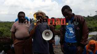 Menyengsarakan, Masyarakat Pungkat Pinta Izin PT SAL Dicabut