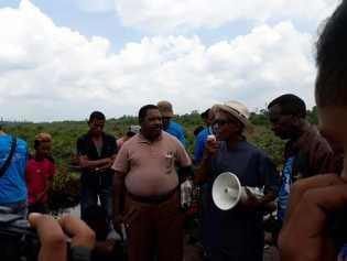 VIDEO: Jeritan Hati Masyarakat Desa Pungkat