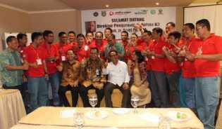 PT Wilmar Group Dumai Gelar Pelatihan AK3 Kebakaran di KID