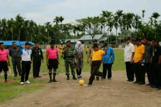64 Klub Sepakbola Ramaikan Reteh Cup