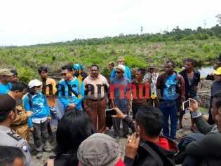 Perwakilan 4 Kabupaten di Papua Barat Kunjungi Desa Pungkat