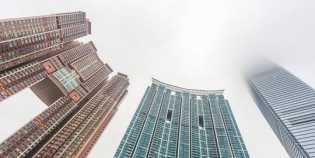 Alasan Gedung Pencakar Langit di Hong Kong Berlubang di Tengah