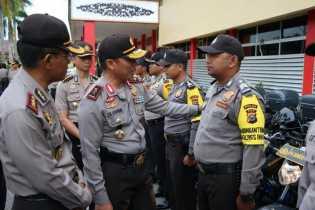 Brigadir Syukri Dapat Motor Dinas dari Kapolda Riau