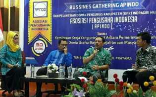 Apindo Dipinta Turut Desak Pusat Selesaikan RTRW Riau