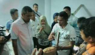 Gedung DPRD Riau Dijadikan Tempat Sabu, Noviwaldi : Usut Tuntas