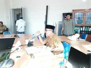 Tidak Dihadiri Kadis, RDP Komisi I dan Disdukcapil Inhil Batal