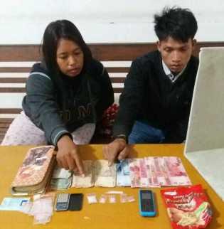 Polres Rohil Ciduk Dua Pasang Kekasih Asal Medan