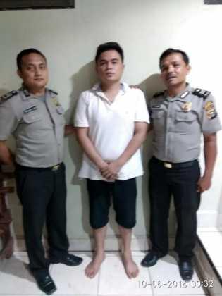 Toko Alfamart Bagan Sinembah Dibobol Maling, 1 Berhasil Ditangkap, 3 Kabur