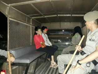 Satpol PP Inhil Jaring 17 Orang Pasangan Mesum