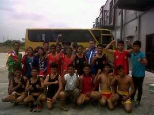 Atlit Wushu Kabupaten Pelalawan Sabet 14 Medali