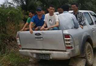 35 Pekerja China di PLTU Tenayan Bakal Dideportasi