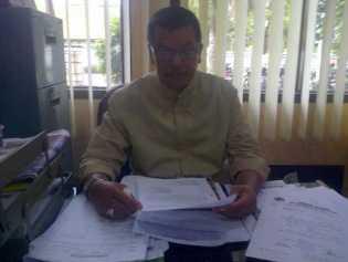 BPN Akan Melegalisasi Ribuan Prona di Inhil