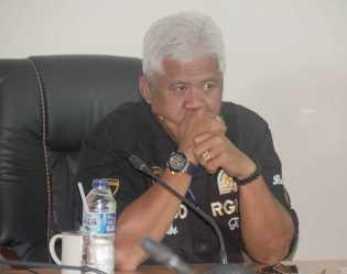Edi Sindrang : Jangan Setor Muka Sama Bupati!