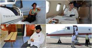 7 Tokoh Indonesia yang Miliki Jet Pribadi
