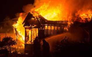 Sepanjang 2017, 19 Kasus Kebakaran Terjadi di Inhil
