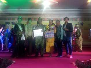 Ini Dia Pemenang Bujang dan Dara Kabupaten Rohil