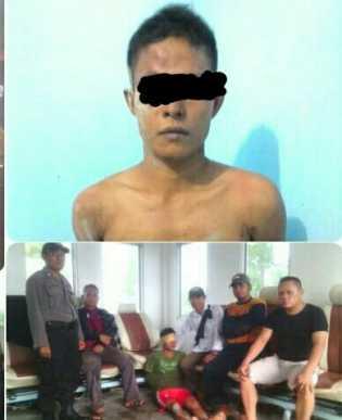 Pelaku Pembunuhan Berencana di Inhu Dibekuk di Inhil