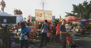 WAW!!! Dalam Waktu Empat Jam Roti Canai Malaysia Raup Omzet Rp10 Juta