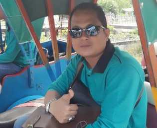 Gonjang-ganjing Usai, Robby Cahyadi Pimpin KNPI Inhil