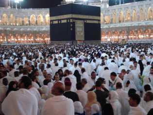 Kelelahan, Jemaah Haji Asal Rohul Meninggal Dunia