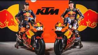 Motor Andalan KTM di MotoGP 2017