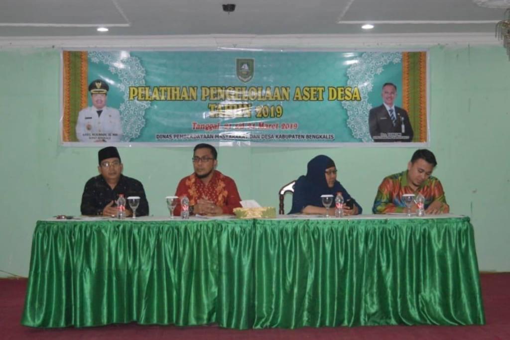 Pertama di Riau, 136 Desa di Kabupaten Bengkalis Siap Implementasikan Aplikasi SIPADES