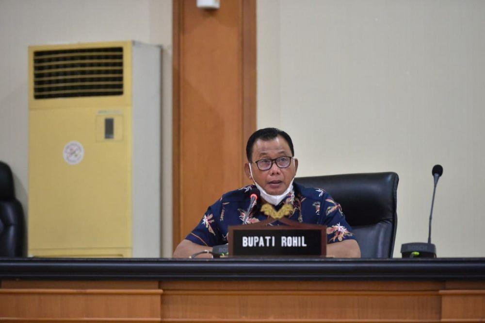 Rohil Ditunjuk Untuk Lokasi Pengembangan Food Estate, Bupati: Kami Siap