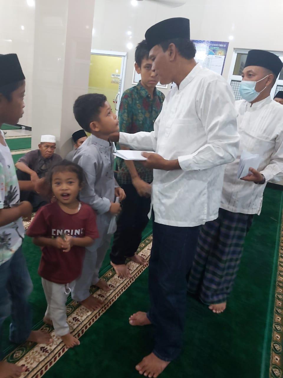 DPD Partai NasDem Kuansing Santuni Anak Yatim
