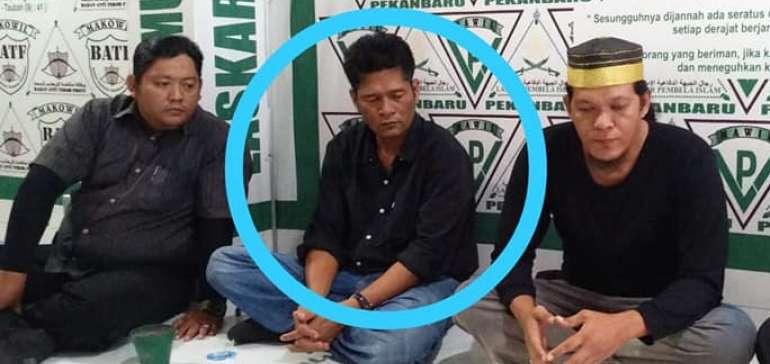 Polda Riau Segera Limpahkan Berkas Penghinan UAS