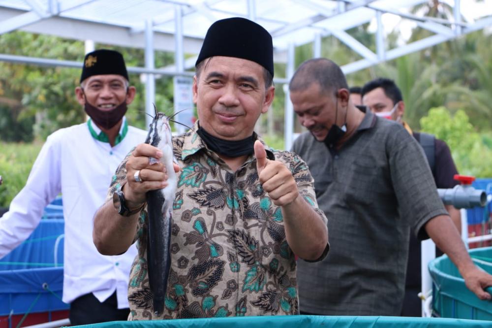 PK Golkar Siap Menangkan Orang Pilihan HM Wardan di Pilkada 2024