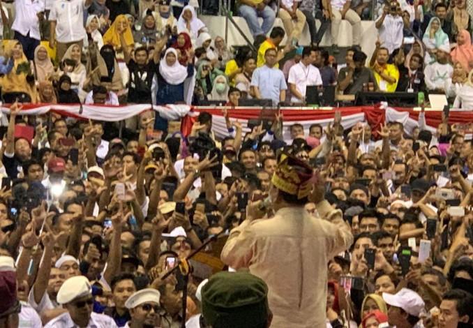 Prabowo Subianto: Saya Tidak Rela Umat Islam Dipecah Belah