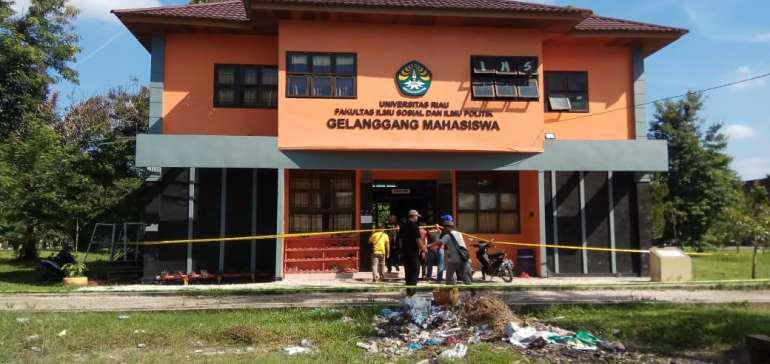 FISIP Universitas Riau Digeledah Densus 88, Dekan: Selama ini Biasa-Biasa saja