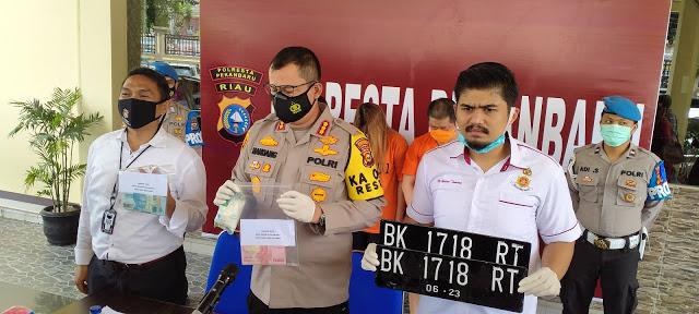Diajak Cari Bawang Hijau, IRT di Pekanbaru Ini Tertipu WNA Rp 700 Juta