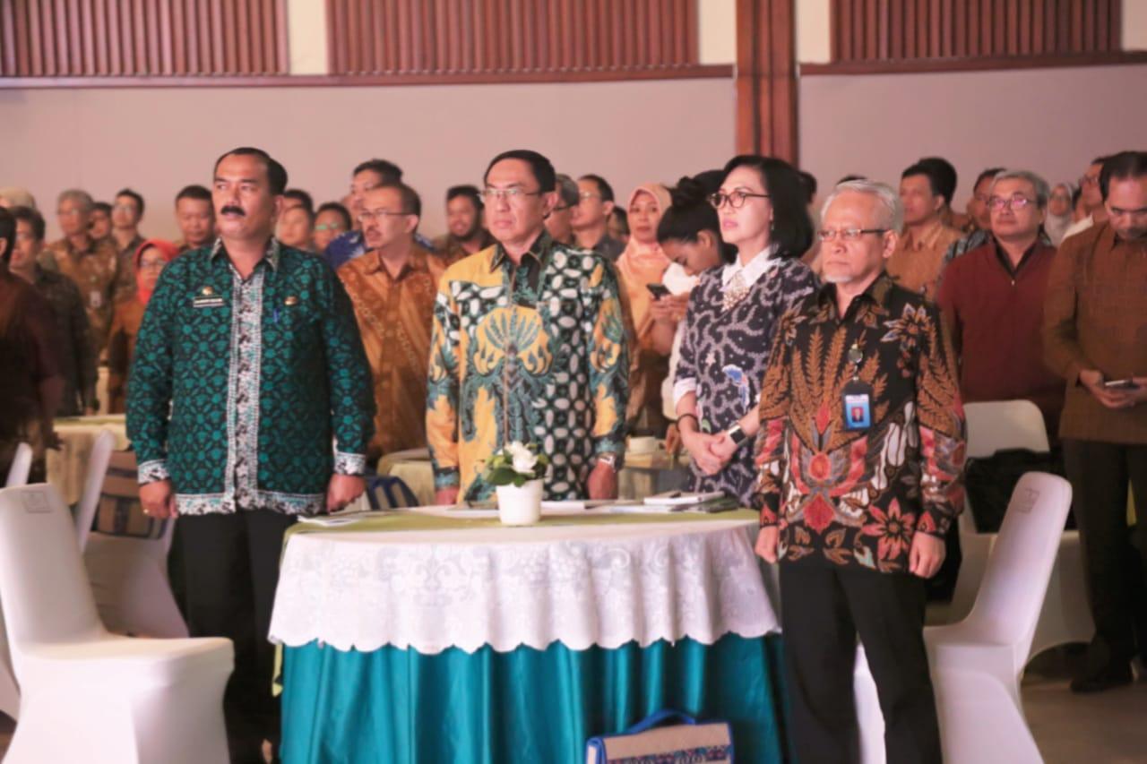 HM Wardan Nyatakan Komitmen Perbaikan Tata Kelola Lahan Gambut