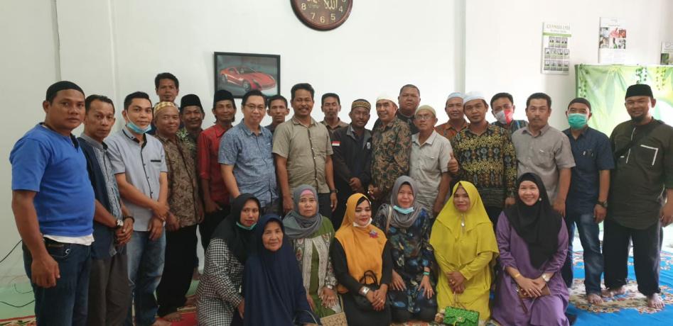 Pengurus Daerah Kerukunan Bubuhan Banjar Kota Dumai Terbentuk
