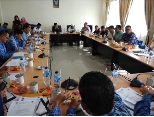 DPRD Inhil Berang, BPJS Kesehatan Sering Persulit Masyarakat Miskin