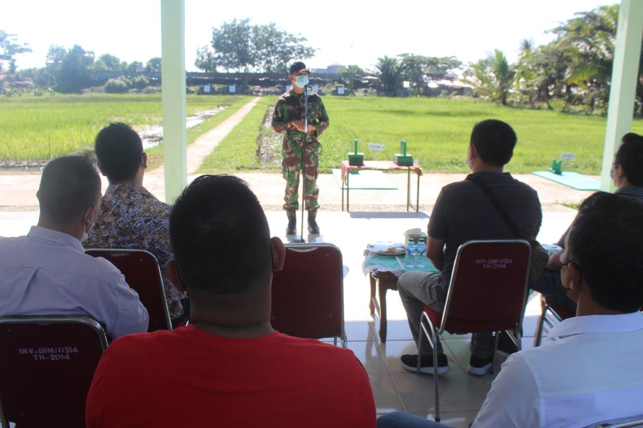 Dandim 0314/Inhil Dibanjiri Ucapan Selamat dari Pemerintah Kerabat Serta Sahabat Dekat