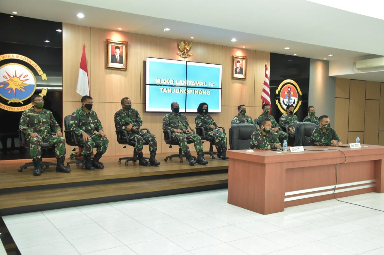 Kasal Kembalikan Kejayaan TNI AL di Laut