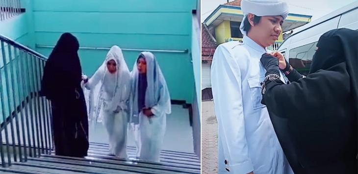 Istri dengan Iklas Antar Suami Menikah Lagi dan Jemput Madunya, Tonton Videonya