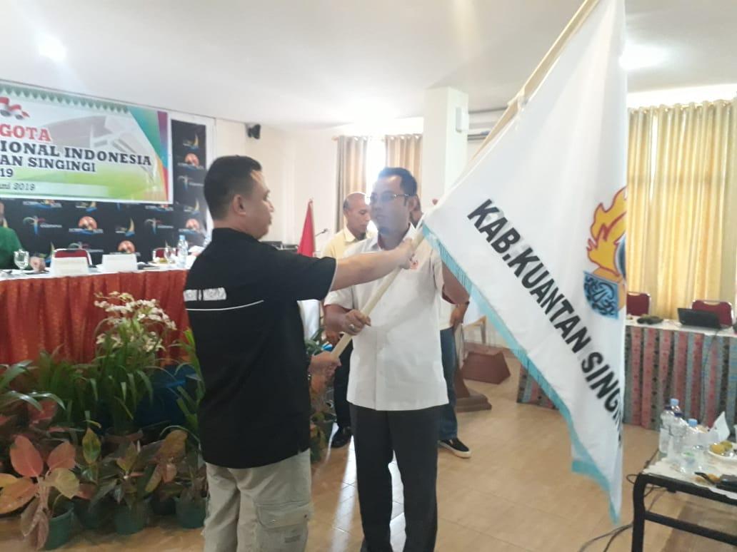 KONI Kuansing : Ski Air Akan Dipertandingkan Dalam Porprov Riau X Tahun 2021